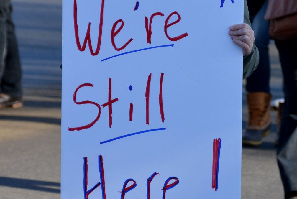 WE'RE STILL HERE: Maine Persists 2018