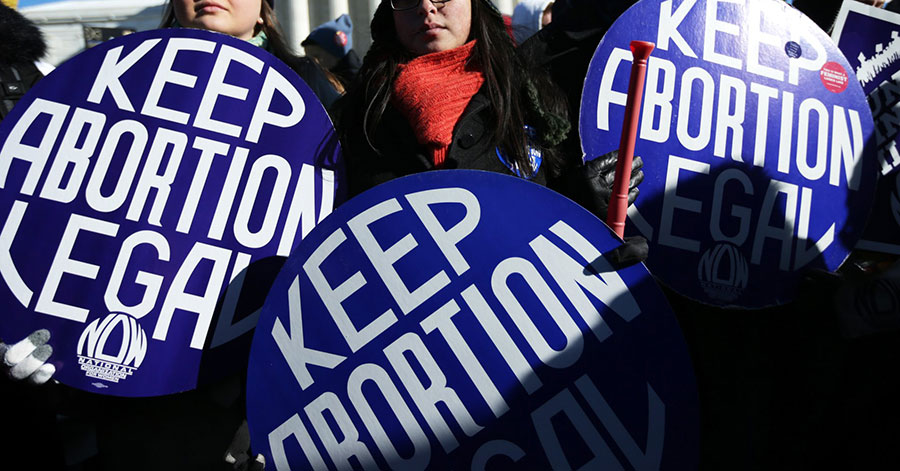 ABORTION RIGHTS UNDER ATTACK: How You Can Stand Up and Fight Back