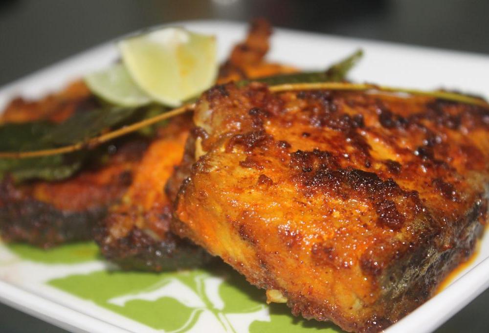 Kingfish fry