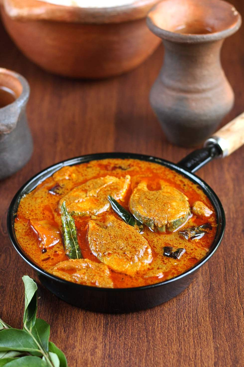Varutharacha meen curry Recipe | Sujis Cooking