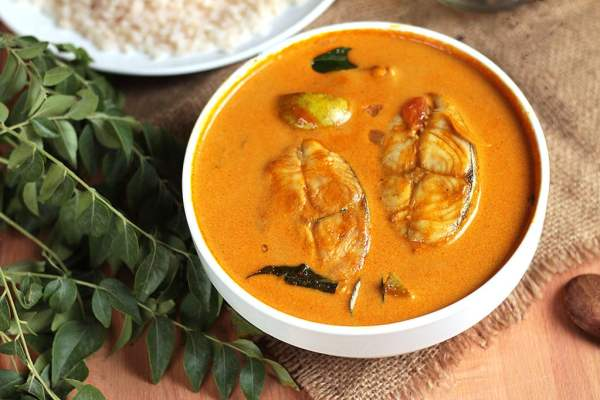 Fish Mango Curry