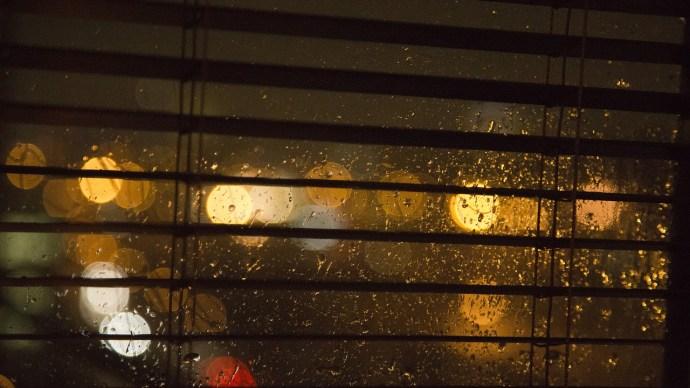 night rain hindi poetry