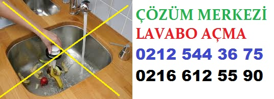 lavabo tıkanıklığı açma yöntemleri