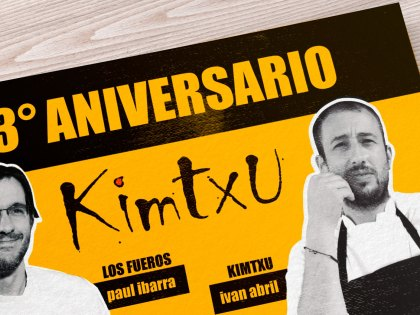 Tercer Aniversario de Kimtxu