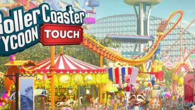 Roller Coaster Tycoon Touch