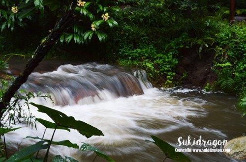 Rim tarn baan mieng Chiang Mai