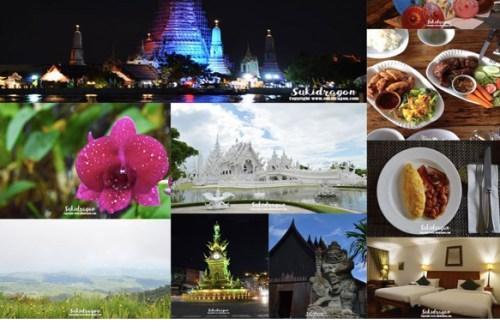 รีวิวร้านอาหารและสถานที่ท่องเที่ยวภาษาอังกฤษ