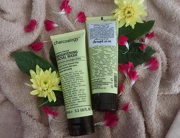 Charcoalogy Brightening Facial Wash