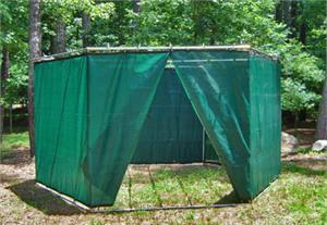 Six-Wall Hexagonal Sukkah Kit