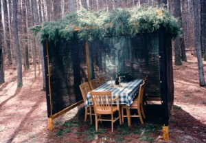 The Sukkah Project™ Wood-Frame Sukkah Kits