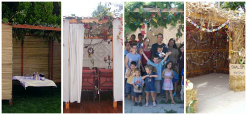 Wood-Frame Sukkah Kits from The Sukkah Project®