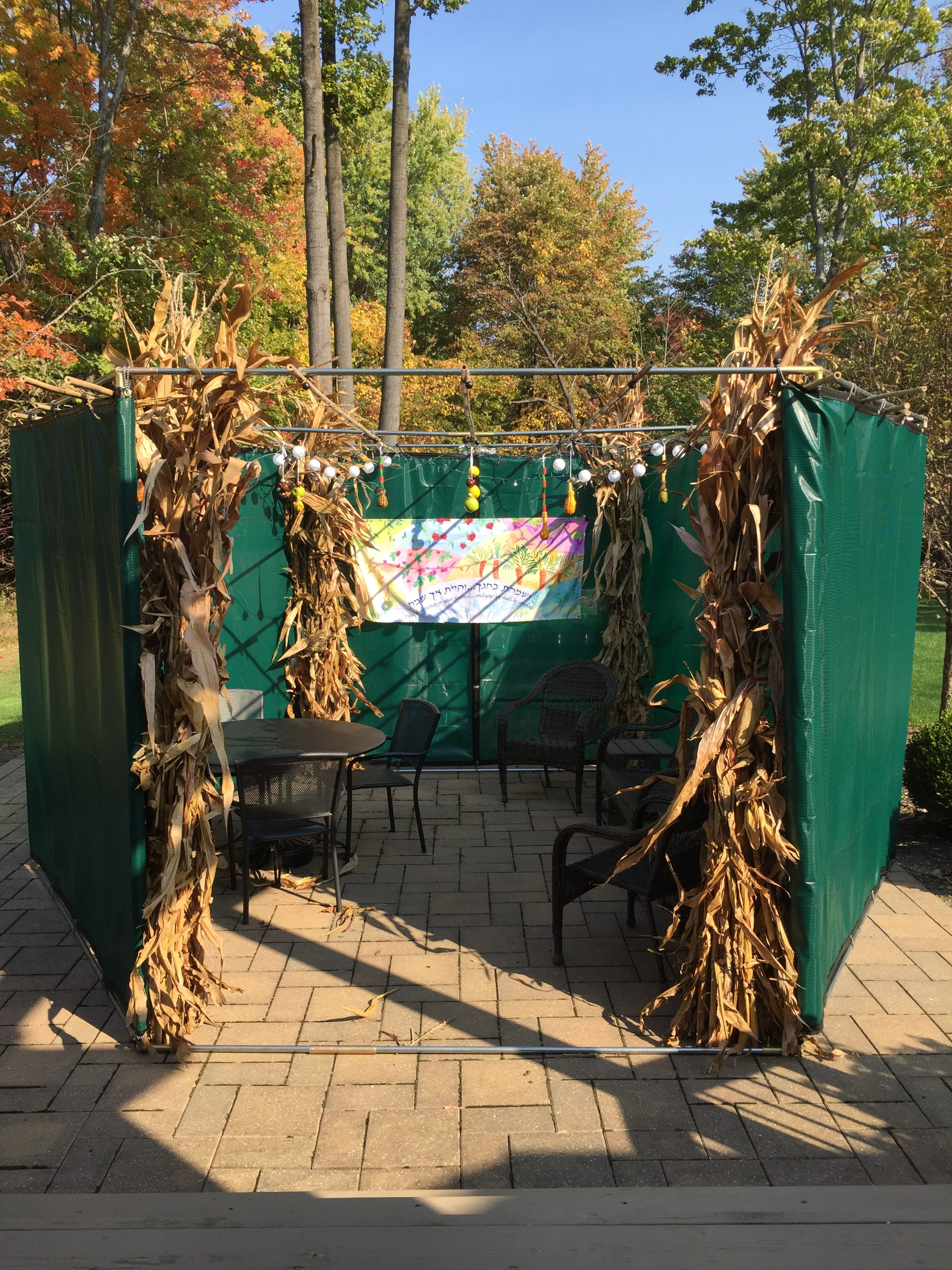 Six-Sided Sukkah Kit