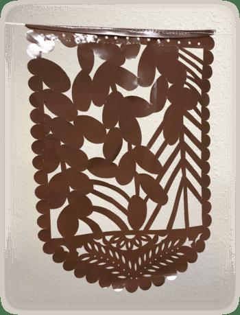 Dates Flag sukkah decoration from The Sukkah Project®