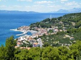 Chorvatsko, Podgora - hotel Podgorka