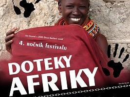 Festival Doteky Afriky 2014