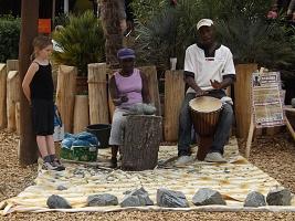 Výstava Moderní zimbabwské umění