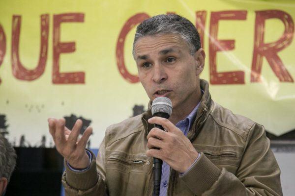 """João Carlos Rodrigues: """"É hora de fazer com que o Orçamento Participativo seja mais respeitado e ouvido."""" (Foto: Guilherme Santos/Sul21)"""