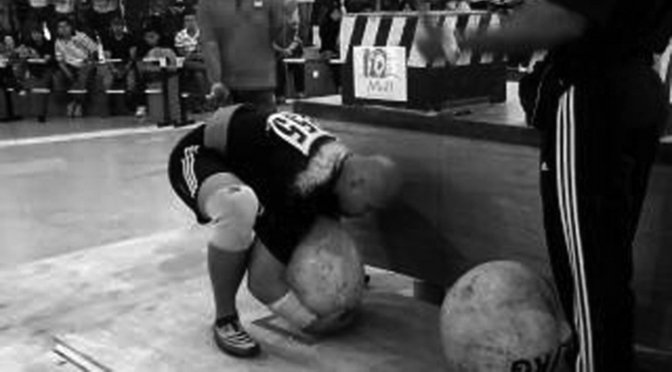 Extreme Strength – Strongman Sport