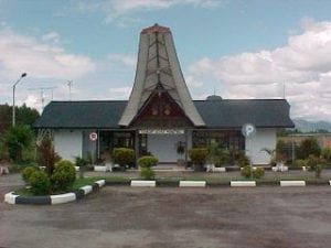 Tana Toraja Airport Office