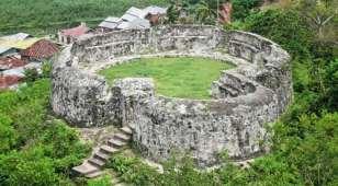 Otanaha Fort Gorontalo