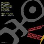 Einstürzende Neubauten Stampa Alternativa retro copertina