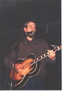 Howe Gelb guitar 2 Interzona Verona 28 03 2003