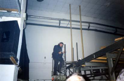 Pall The Black Heart Procession Interzona Verona 2000