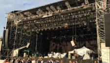 Neil Young Piazzola 2016 07 13 palco