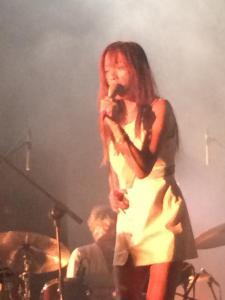 Blonde Rredhead Padova 11-07-2015 Kazu Makino