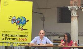 Antonio Fiori Internazionale a Ferrara Festival 2016 Chiostro S. Paolo
