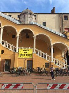 A Ferrara verità per Giulio Regeni Festival Internazionale