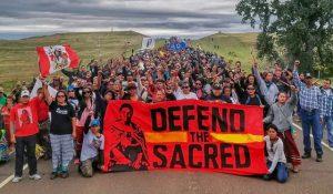 Proteste Standing Rock NODAPL