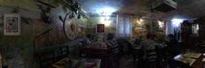 Venezia Cannaregio Osteria ai 40 Ladroni sala interna