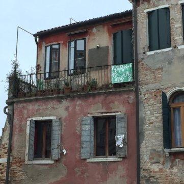 Venezia Cannaregio residente resistente