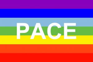 La bandiera della Pace