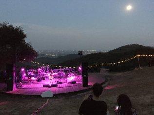 Santa Manu L'Anfitearo del Venda: il palco per Sohn Padova 07/07/2017