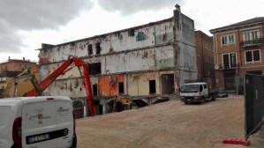 Blu street art: demolizione totale a Verona