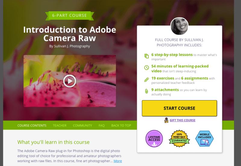 6 Lesson Course