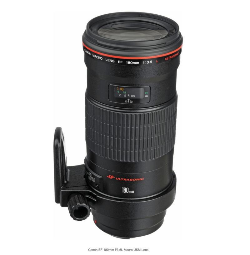 180 Macro Lens