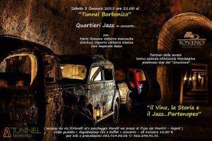 Il Vino, la storia e il Jazz... Partenopeo