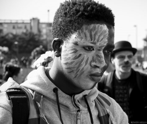 Ragazzo africano