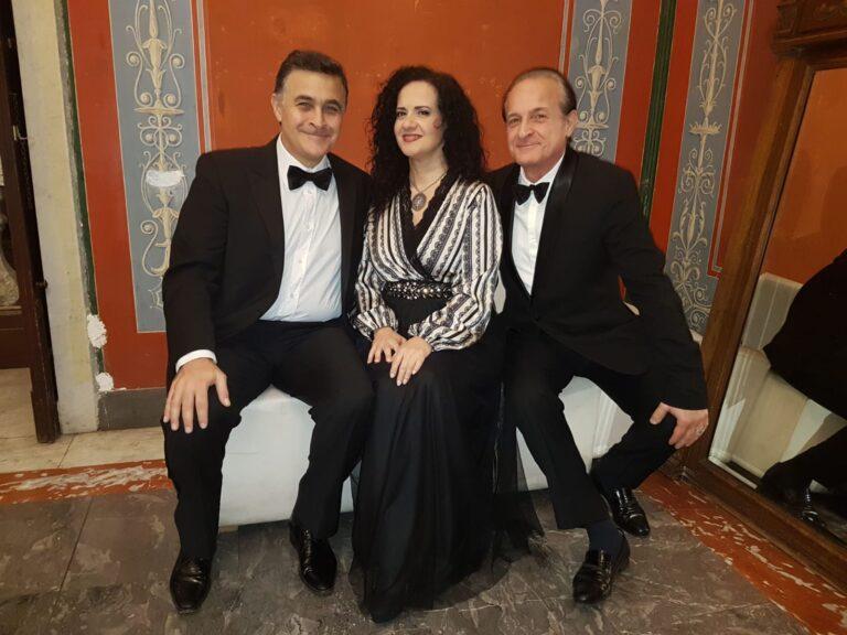 Trio lirico partenopeo con Olga De Maio soprano e Luca Lupoli tenore, Lucio Lupoli tenore