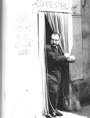 Giorgio Manganelli a 25 anni dalla sua scomparsa, tra riscrittura e menzogna