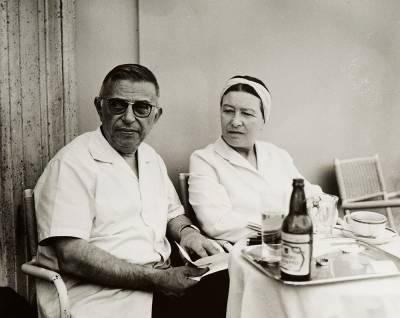 Simone de Beauvoir o della scrittura come fuga dal tempo