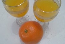 Malta fresh fruit juice