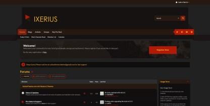 SharedScreenshot 5 - Ixerius Dark vb5