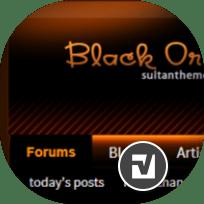 boxes vb5 blackorange - black orange vb5