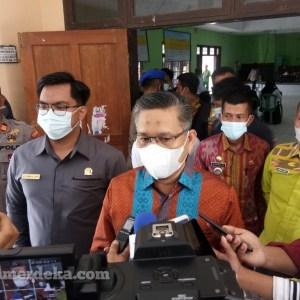 Wali Kota Kendari, Sulkarnain Kadir. (Foto: SultraMerdeka.Com)