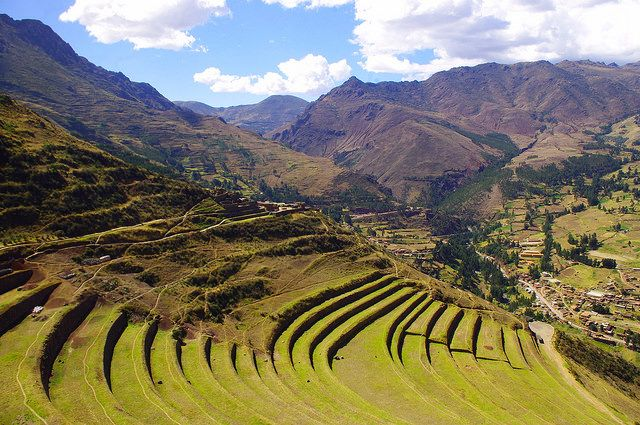 Sacred Valley of the incas Cusco