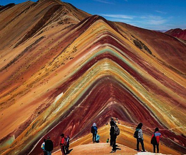 Montaña de Siete Colores Cusco Perú